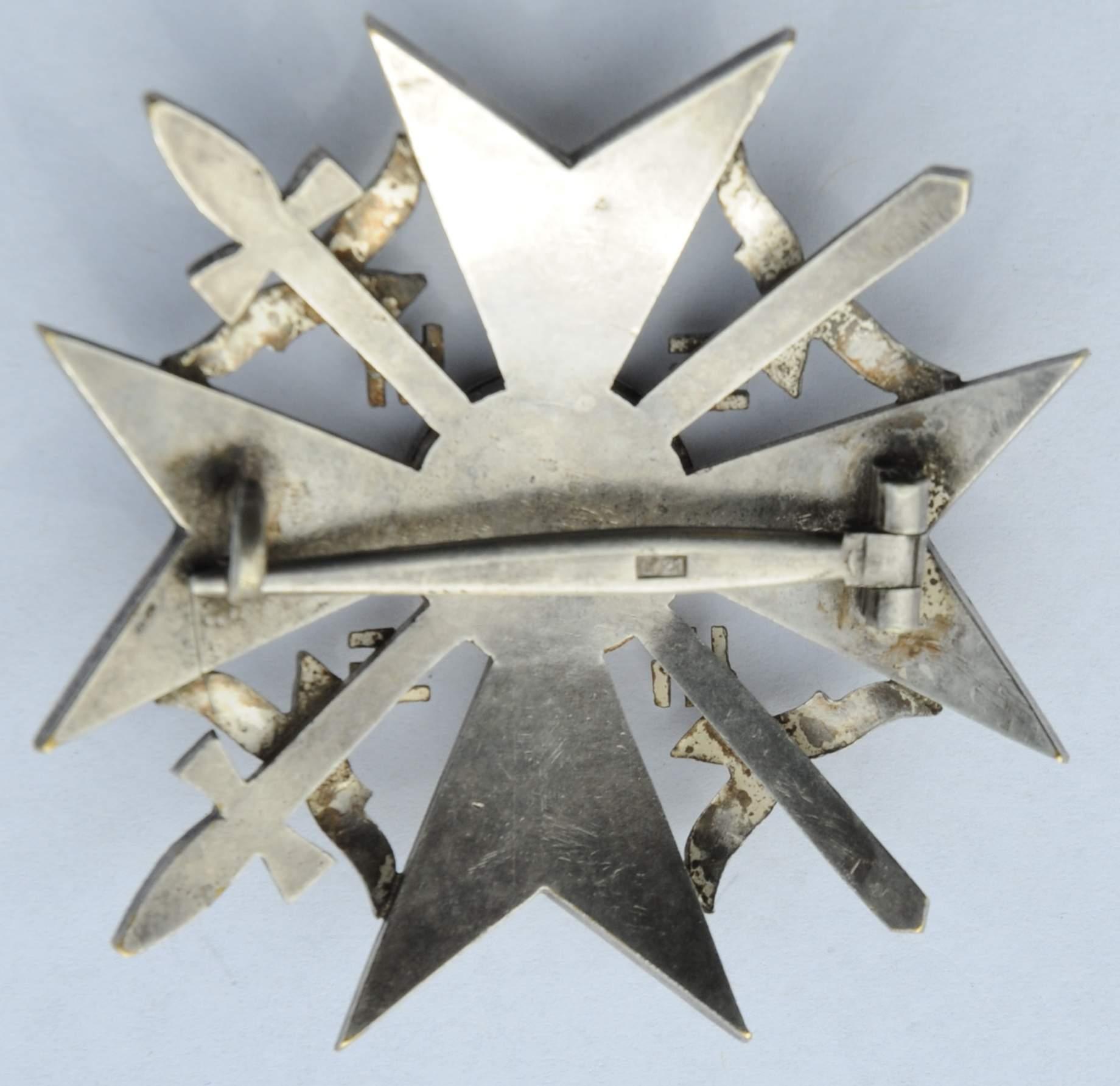 1133403d1511141351-spanienkreuz-silber-mit-schwerter-017 Verwunderlich Reich Werden Mit Silber Dekorationen