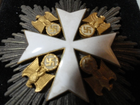 Verdienstorden vom Deutschen Adler / Order of the German Eagle (? Class)