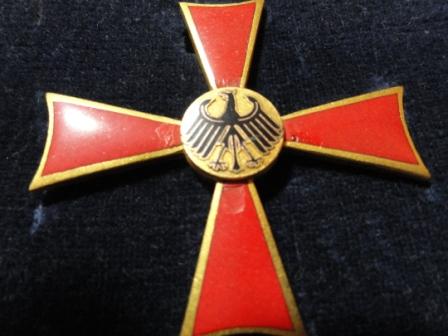 German Cross (is it post war perhaps??)