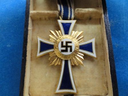 Ehrenkreuz der Deutschen Mutter / Cross of Honour of the German Mother - 1st(?) class