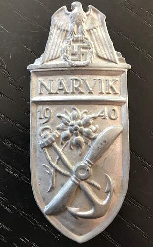 Narvik sheild, good?
