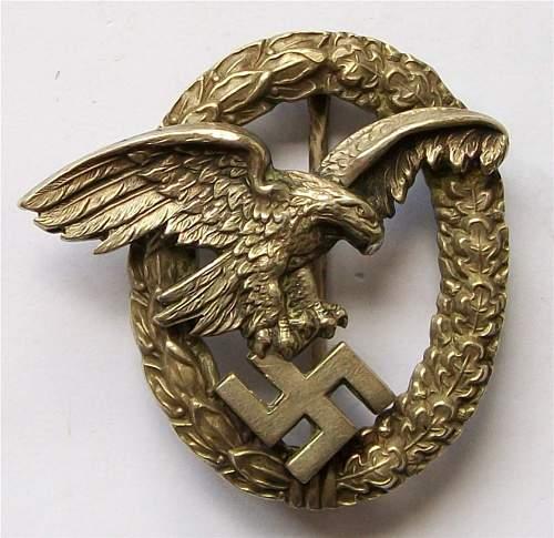 Question - Badge hardware