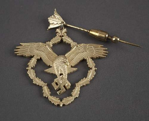 German Academy for Aeronautical Research,Silver