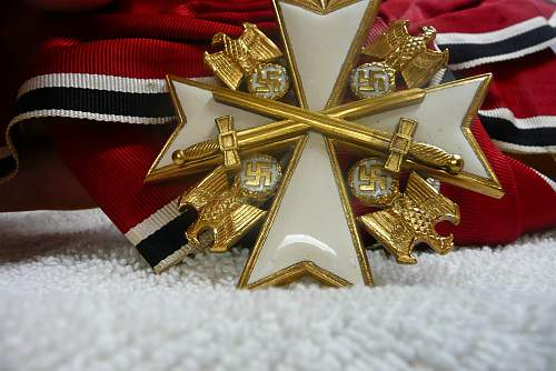 Order of the german eagle- original or repo