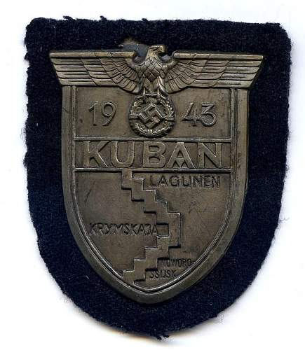 Opinion on kuban shield please