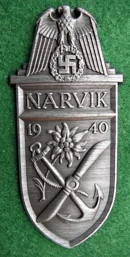 Narvik Shield real or fake