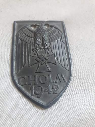 Cholmschild?