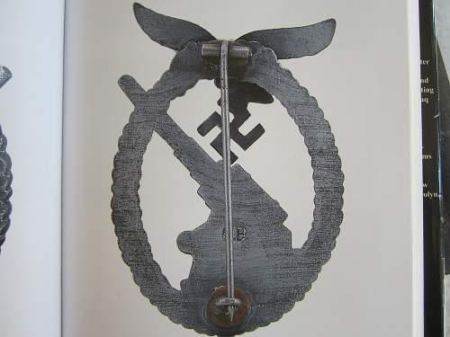 Flakkampfabzeichen der Luftwaffe opinions