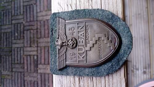 Krim and Kuban shield