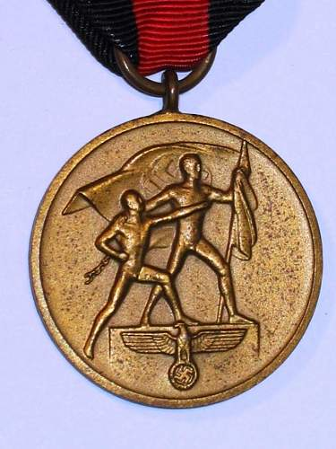 Sudeten medal. Good or bad?