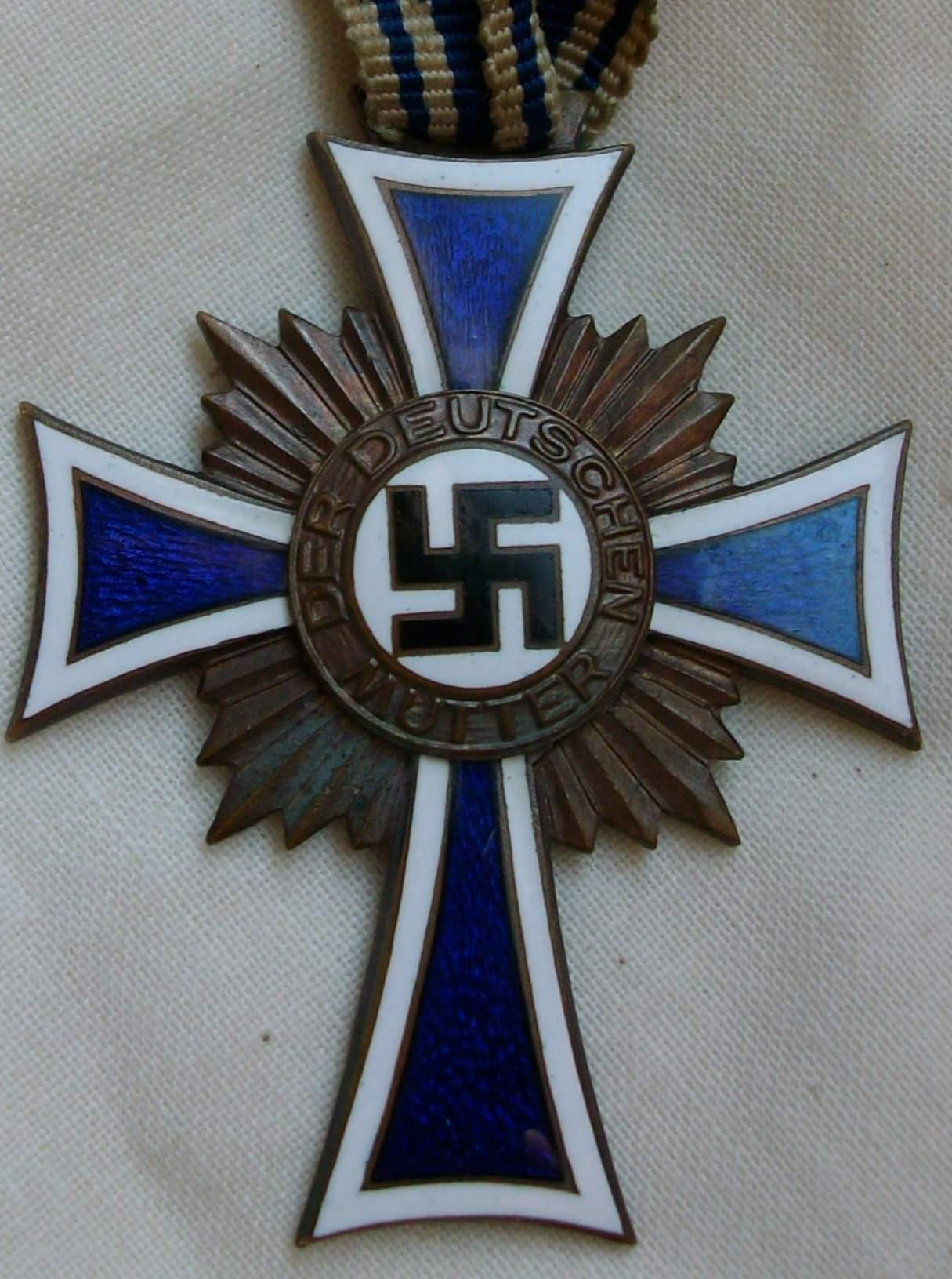 der deutschen mutter