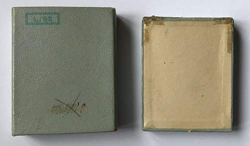 Rare LDO 1.Pattern case