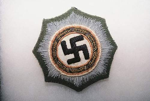 Need ID on these fake Deutsches Kreuz's