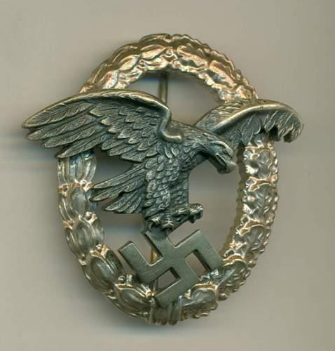 Luftwaffe Abzeichen
