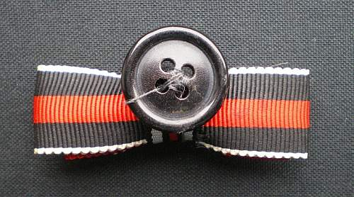 Let's see your lapel button ribbons