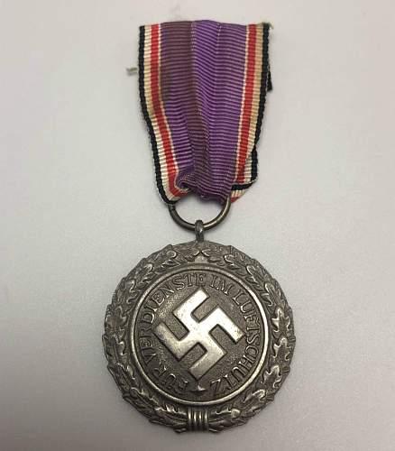 Luftschutz-Ehrenzeichen 2. Stufe