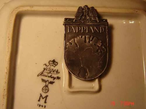 Lappland shield.. again