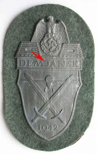 Demjansk and Krim shield - Your opinon?