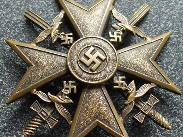Spanien Cross