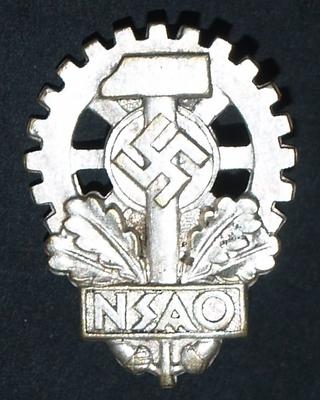 Nsao badge,,,need help