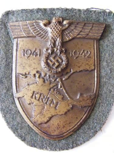 Opinions Please - Krim Shield / Crimea Shield