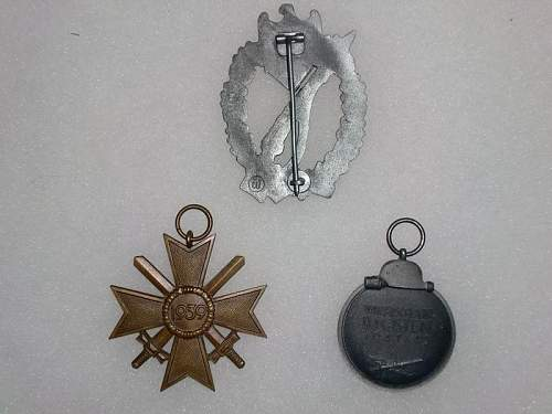 Opinions medals