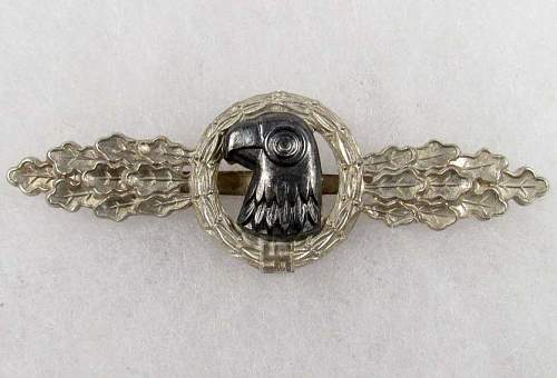 Luftwaffe recon clasp,,,good or bad