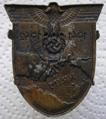 Krim Shield - fake?