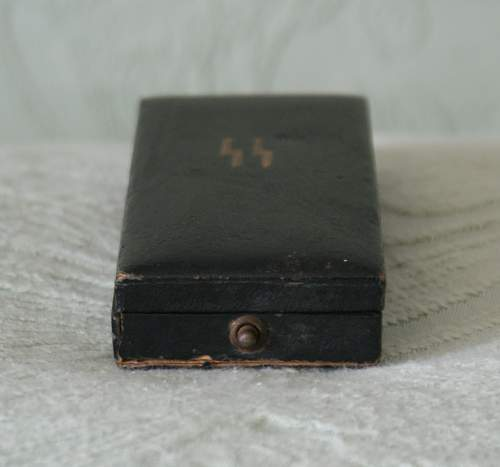 SS Dienstauzeichnungen 25