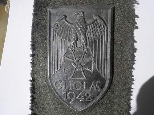 Opinions on Cholm Shield
