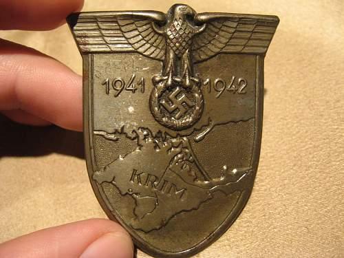 Opinions on Krim Shield