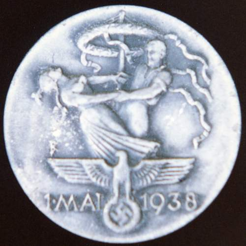 Click image for larger version.  Name:1938 May Day Medal Compressed.jpg Views:86 Size:371.6 KB ID:1994
