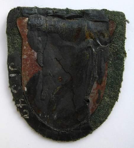 Krim Schild