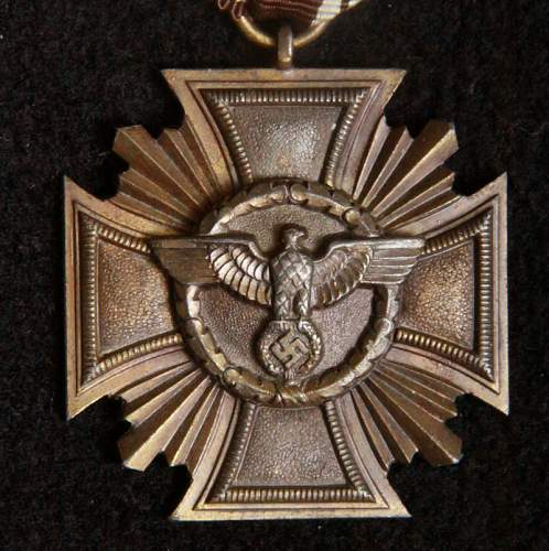 NSDAP 10 Years Service Medal
