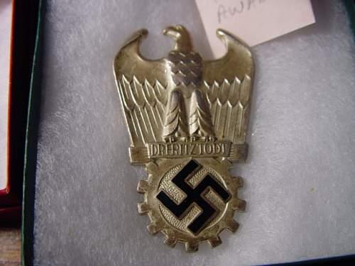 Badge IDs