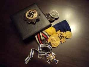 Identifying German WW2 Medals