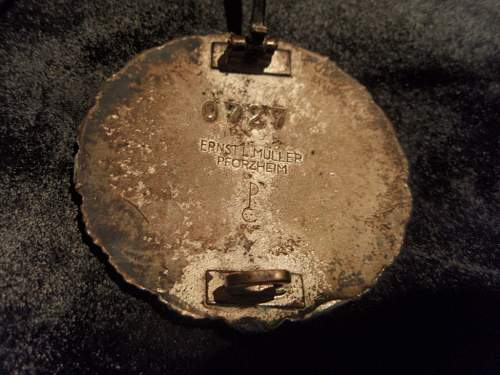 NSRK Reiterfuhrer Badge
