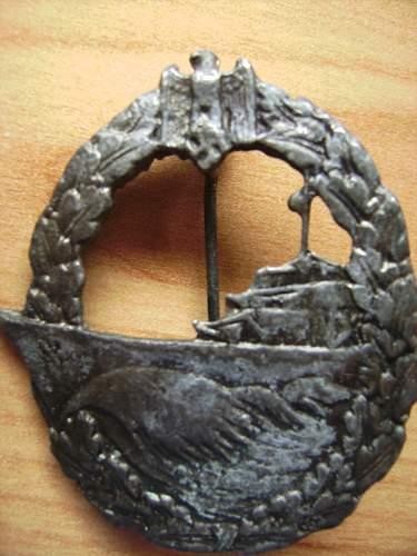 Medals kriegsmarine
