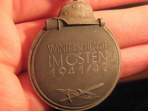 Winterschlact Im Osten (thickness)