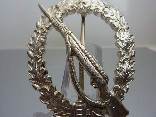 1957 Kreigsmarine War badges.