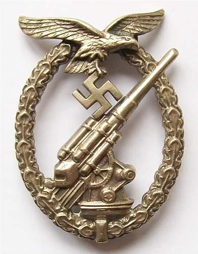 LW Flak Abz.