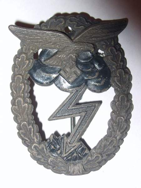 Luftwaffe Erdkampfabzeichen