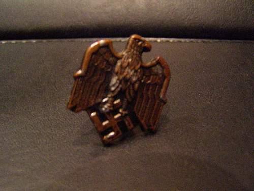 Luftschutz and Adler