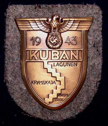 My favourite campaign shield: Kuban