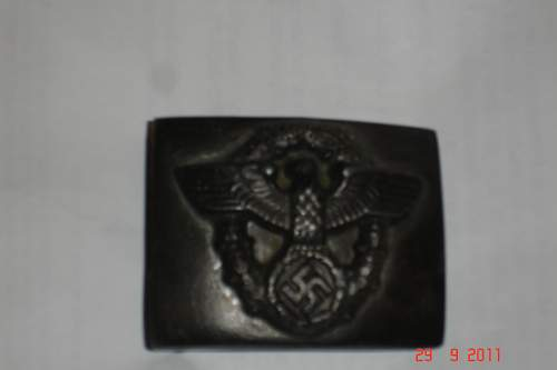 Mixed lot of Third Reich Items