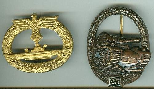 Are these 2 medals fakes?