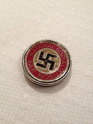 NSDAP ummmm ? what is it?
