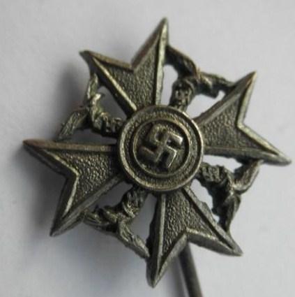 Spanish Cross W/out Swords Miniature Stickpin opinions