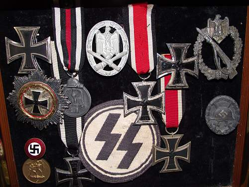 WW2 stuff from  my Grandfather
