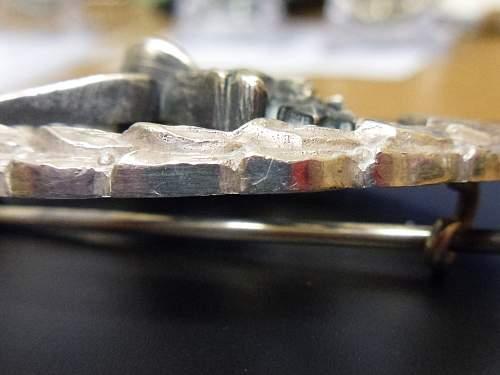 ROAG Deumer nickel silver